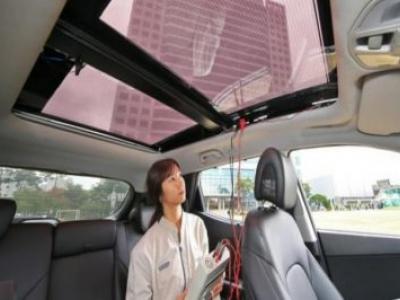 Hyundai e Kia vão ter painéis solares fotovoltaicos para recarregar bateria