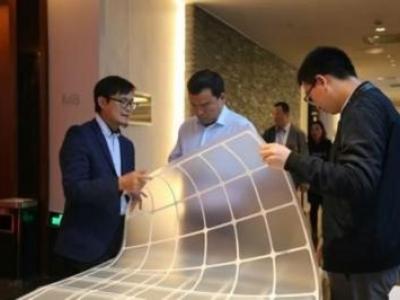 Jolywood revela novo painel de malha transparente para reduzir o custo nivelado de eletricidade