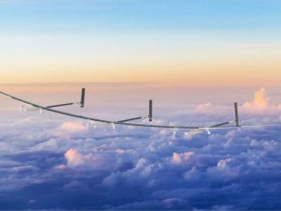 Boeing vai lançar drone solar em 2019