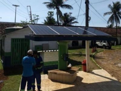 Energia solar será usada para operar sistema de dessalinização em Fernando de Noronha