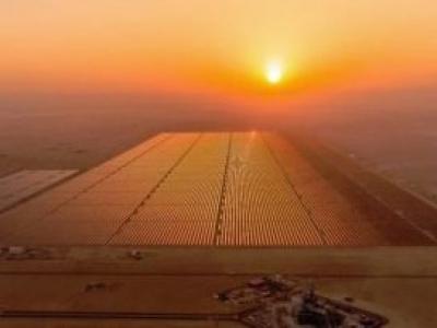 Maior central solar do mundo inaugurada no Egito