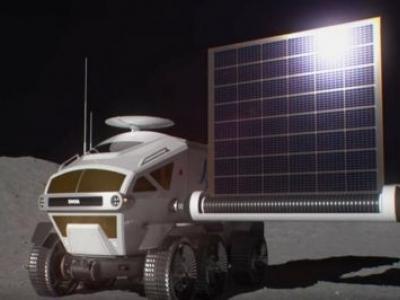 Toyota tenciona construir Rover Lunar