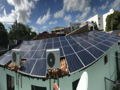 Sergipanos investem em energia solar para economizar no futuro
