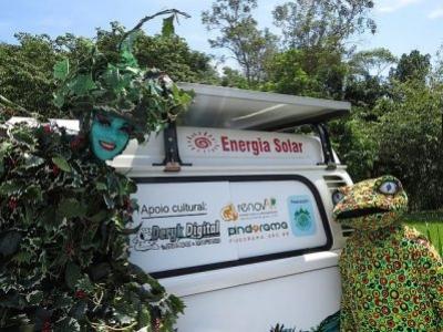 Circo Ambiental Solar é lançado no Rio de Janeiro