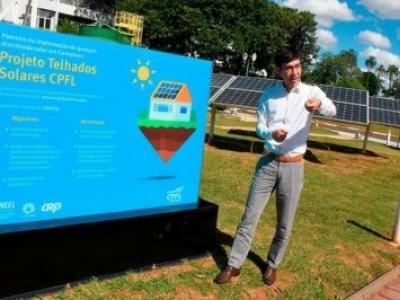 Unicamp inaugura primeira usina de energia solar