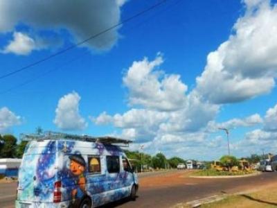 Cinema com energia solar chega em Apucarana na quarta-feira