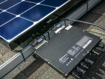 QS1 da APSystems: conheça o microinversor de 1200W AC para quatro módulos