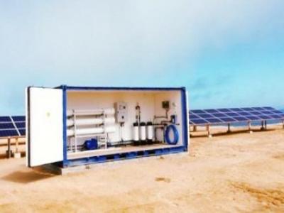 Startup usa energia solar para deixar água do mar potável