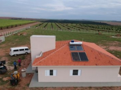 Projeto Off-Grid - Dois Córregos - SP