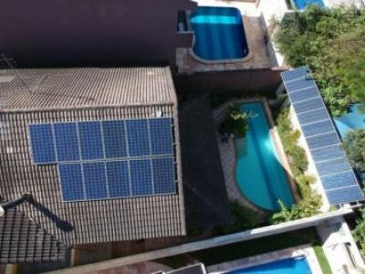 Projeto Grid-Tie / São Bernardo do Campo - SP