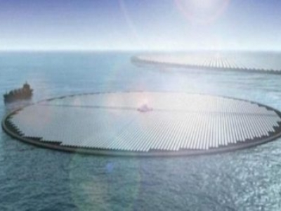 Holanda irá construir primeira usina de energia solar flutuante do planeta