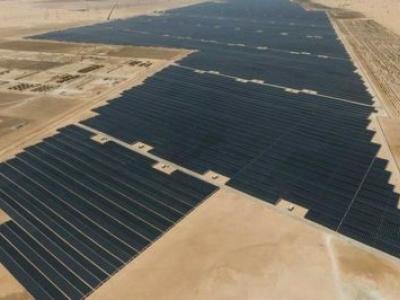 Emirados Árabes Unidos inauguram maior fazenda solar do mundo