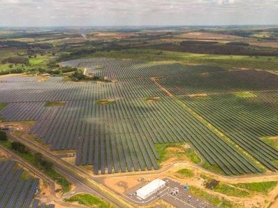 Complexos de energia solar são inaugurados em duas cidades do interior de SP