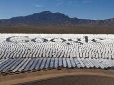 Google anuncia maior compra de energias renováveis da história