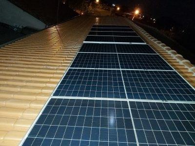 Projeto Grid-Tie / Goaituba - GO