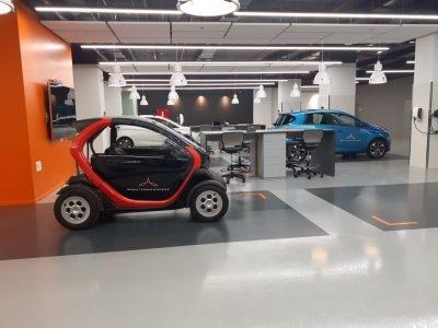 Por dentro do laboratório da Renault Nissan Mitsubishi em Israel