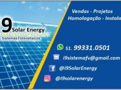 I9 SOLAR ENERGY