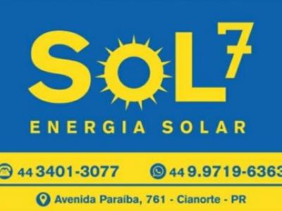 SOL 7 ENERGIA SOLAR