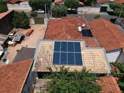 Projeto Grid-Tie / Guararapes - SP