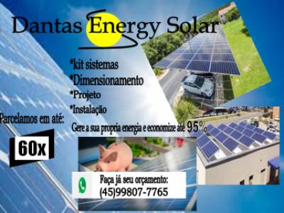 DANTAS ENERGY SOLAR