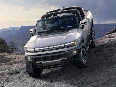 GM lança picape 100% elétrica nos EUA