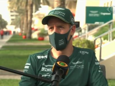 Vettel verde por dentro e por fora: tetracampeão da F1 defende ações sustentáveis