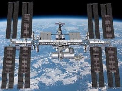 Estação espacial internacional terá novos arranjos solares